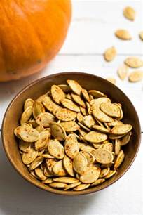 Are Baked Pumpkin Seeds Fattening by Savory Roasted Pumpkin Seeds A Healthy Snack