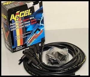 Accel 5000 Spark Plug Wires Sbc Chevy 305 350 383 400 406