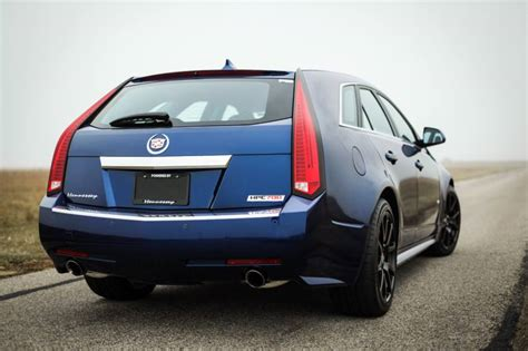 hennessey performance   cadillac cts