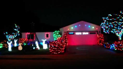 christmas lights sunnyvale brown light show in sunnyvale ca