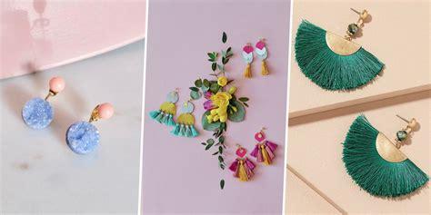 Fabriquer Des Boucles D Oreilles Id 233 Es Diy Pour Faire Des Boucles D Oreilles
