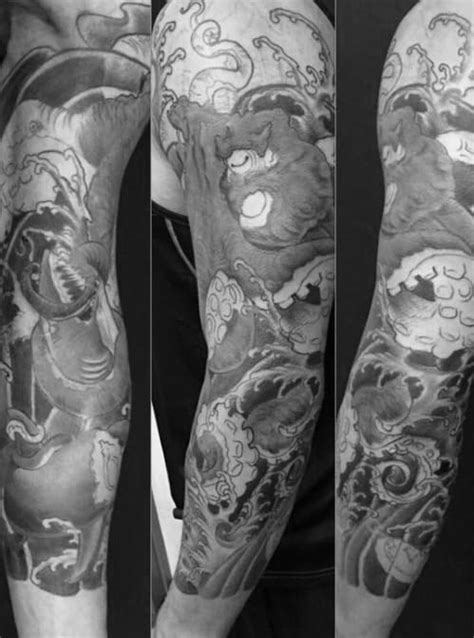 50 Japanese Octopus Tattoo Designs For Men - Tentacle Ink