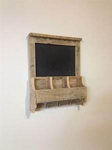 Tableau Porte Clé : tableau porte cle et boite aux lettre tableau pinterest woodworking ~ Melissatoandfro.com Idées de Décoration