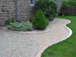 Bordure En Ciment : bordures de jardin en beton decoration interieur ~ Premium-room.com Idées de Décoration