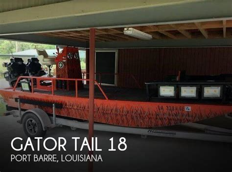 Gator Tail Boat Motors Sale by Gator Tail Boats For Sale In Louisiana