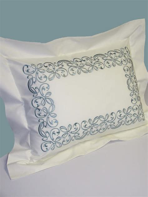 Mystique Embroidered Bed Linensduvet Coversbed Shams