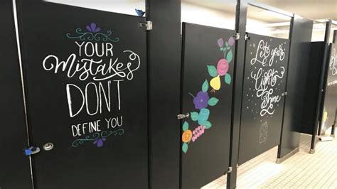 Fucking The Bathroom School