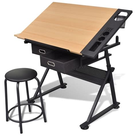 Table A Dessin Inclinable by La Boutique En Ligne Table 224 Dessin Inclinable Avec