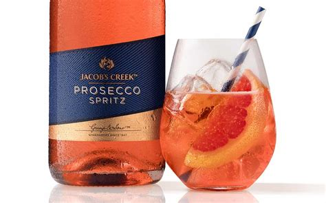 wine and beverage cooler jacob s creek targets fizzy wine trend with prosecco