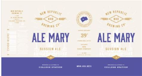 tabc label  brewery approvals june