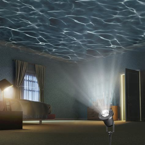 living room ceiling light amazon com gideon dreamwave soothing wave projector