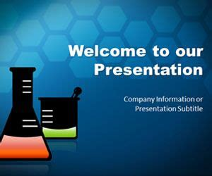 awesome science powerpoint template  background