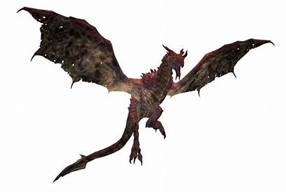 Dragon Skyrim Deviantart Tes Transparent Tokami Fuko
