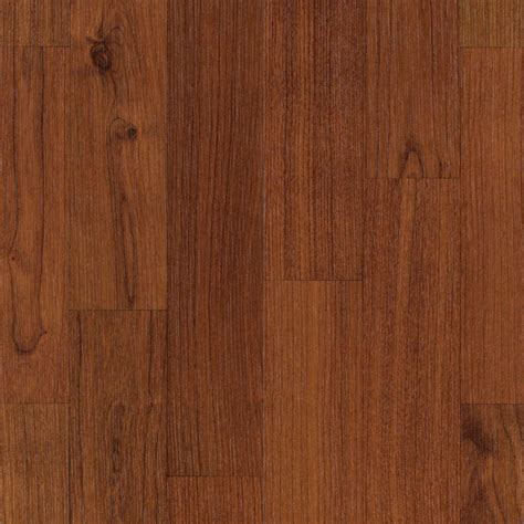 Trafficmaster Glueless Laminate Flooring Alameda Hickory by Trafficmaster Alameda Hickory 7 Mm Thick X 7 3 4 In Wide