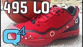 lo basketball shoe performance review youtube