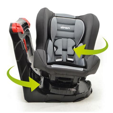 siege auto groupe 1 crash test meilleurs sièges auto pivotants axiss fix dualfix