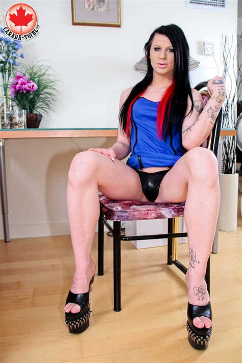 Nasty Ladyboy In A Blue Dress And High Heel Xxx Dessert Picture