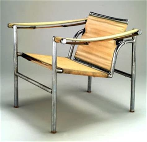 1929 easy chair lc1 by le corbusier jeanneret and perriand mdba