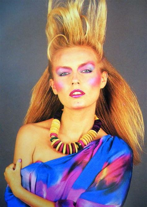 80s New Wave Hairstyles by New Wave Uploaded By Http Vintagebeautyinspiration
