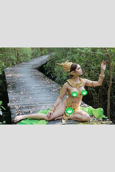Officials to prosecute naked woman modeling Thai accessories