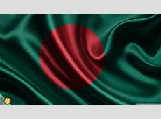 Bangladesh National Flag 4K HD Desktop Wallpaper for 4K