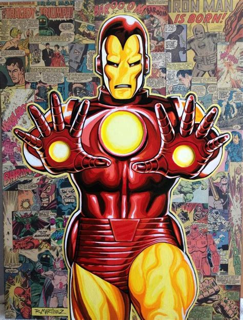 Randy Martinez Marvel Studio Limited Edition Fine Art