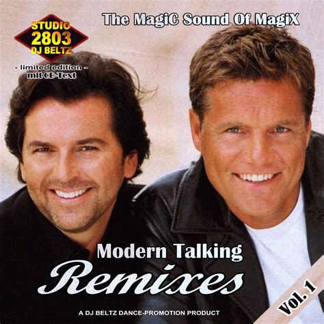 modern talking mp3 album remixes vol 01 of studio 2803 dj beltz modern talking mp3 buy tracklist