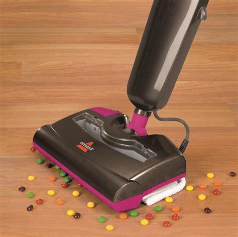 mop for wood floors: BISSELL Steam & Sweep Pet Hard Floor