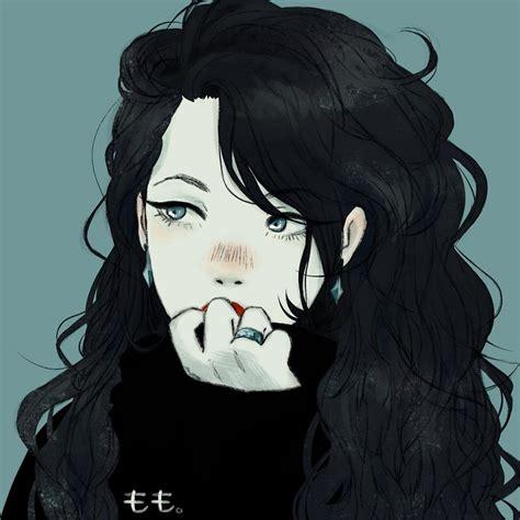 Beautiful Girl Aesthetic Art Anime Art Cute Art