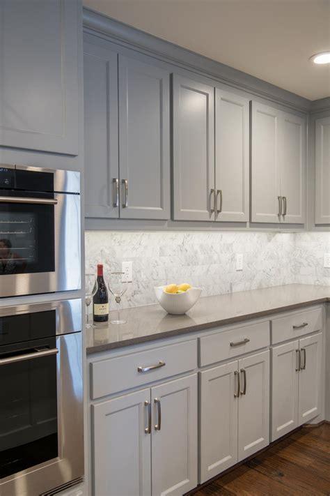 gray bottom kitchen cabinets photos hgtv
