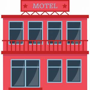 Motel - Free buildings icons