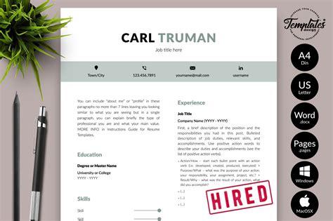 email signature design mockup