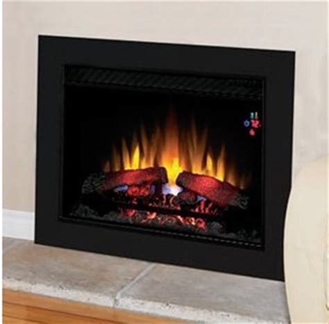 classicflame  spectrafire fireplace insert review