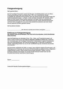 Einverständniserklärung Eltern Arbeit : erkl rung zur fotogenehmigung ~ Haus.voiturepedia.club Haus und Dekorationen
