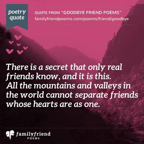 goodbye poems  friends poems  goodbye  friends