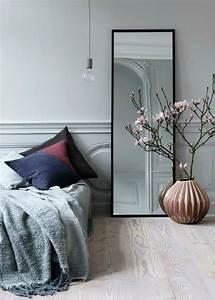 5 facons de bien utiliser le miroir chez soi marie With miroir dans la chambre