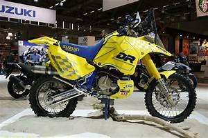 Suzuki Dr 800 : checkout this historic suzuki dr z dakar rally race bike ~ Melissatoandfro.com Idées de Décoration
