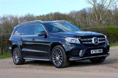 Review Mercedes Gls Class by Mercedes Gls Suv Review Parkers