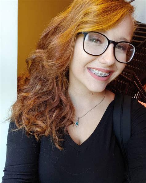 Redhead Girls With Braces Brittany Snow Frantsiya Com