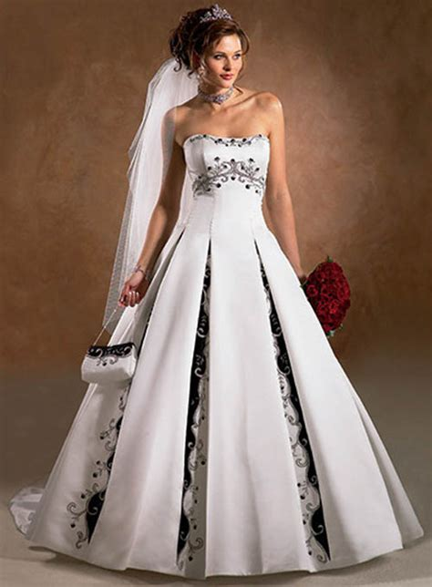 alternative brautkleider my wedding wedding dresses with colors