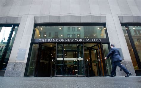 bank   york mellon  money investment