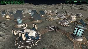Gas Giant Moon image - Planetbase - Indie DB