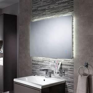 Eden Backlit Led Mirror