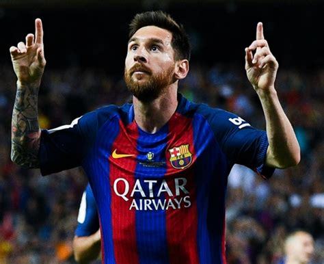 Lionel Messi wants Nigeria World Cup reunion - 2018 FIFA ...