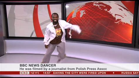 BBC News Dancer live on BBC News - YouTube