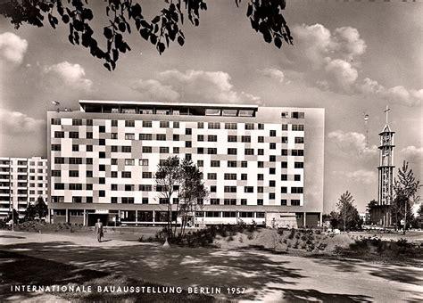 Berlintiergarten  Hansaviertel  Interbau 1957