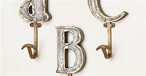 marquee letter hook hooks anthropologie and marquee letters With anthropologie letter hooks