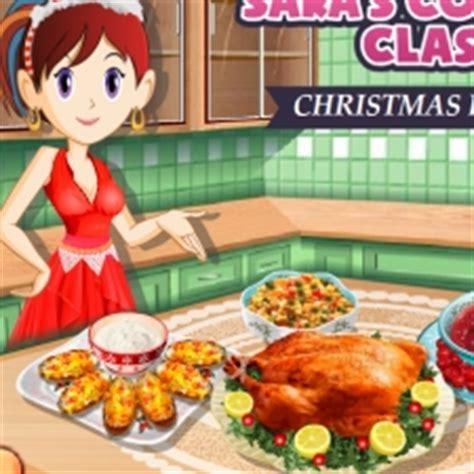 jeu repas de noël cuisine de gratuit sur wikigame