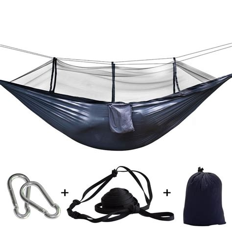 Travel Hammock With Mosquito Net by Ultralight Travel Hammock With Integrated Mosquito Net