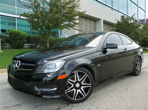 Mercedes 2013 C250 by 2013 Mercedes C Class C250 2dr Coupe In Wheeling Il